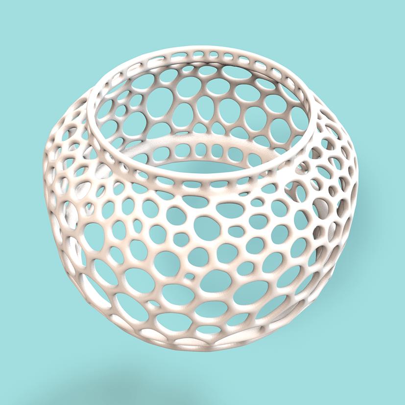 Voronoi Vaas