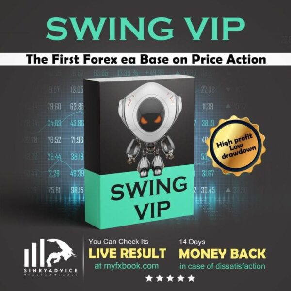 Swing trading with SWING VIP Robot