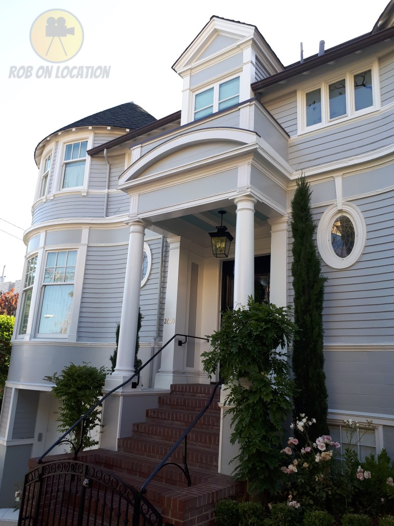 Mrs. Doubtfire house in San Francisco