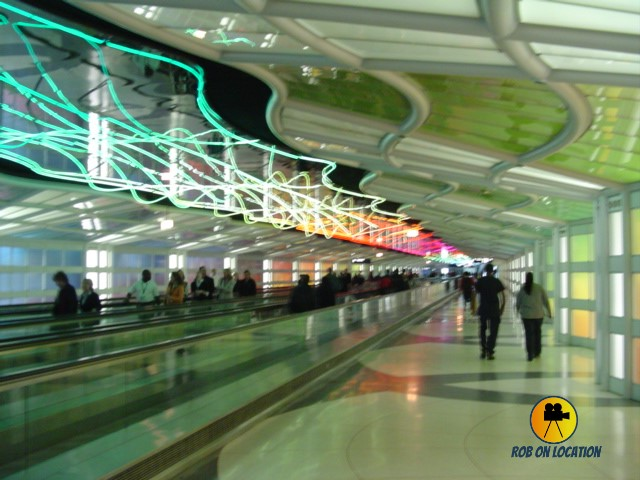 O'Hare Airline ORD