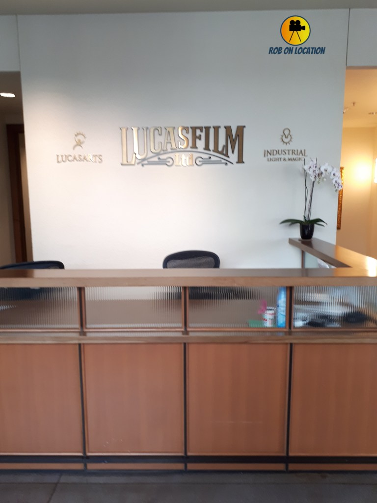 Lucasfilms Lobby
