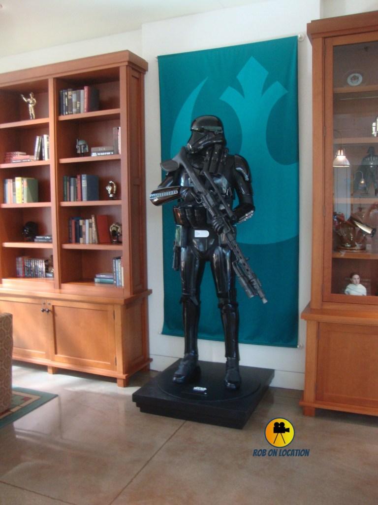 Lucasfilms Lobby Star Wars