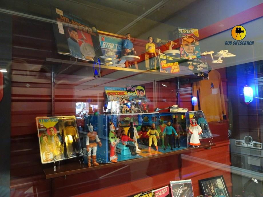 Star Trek toys