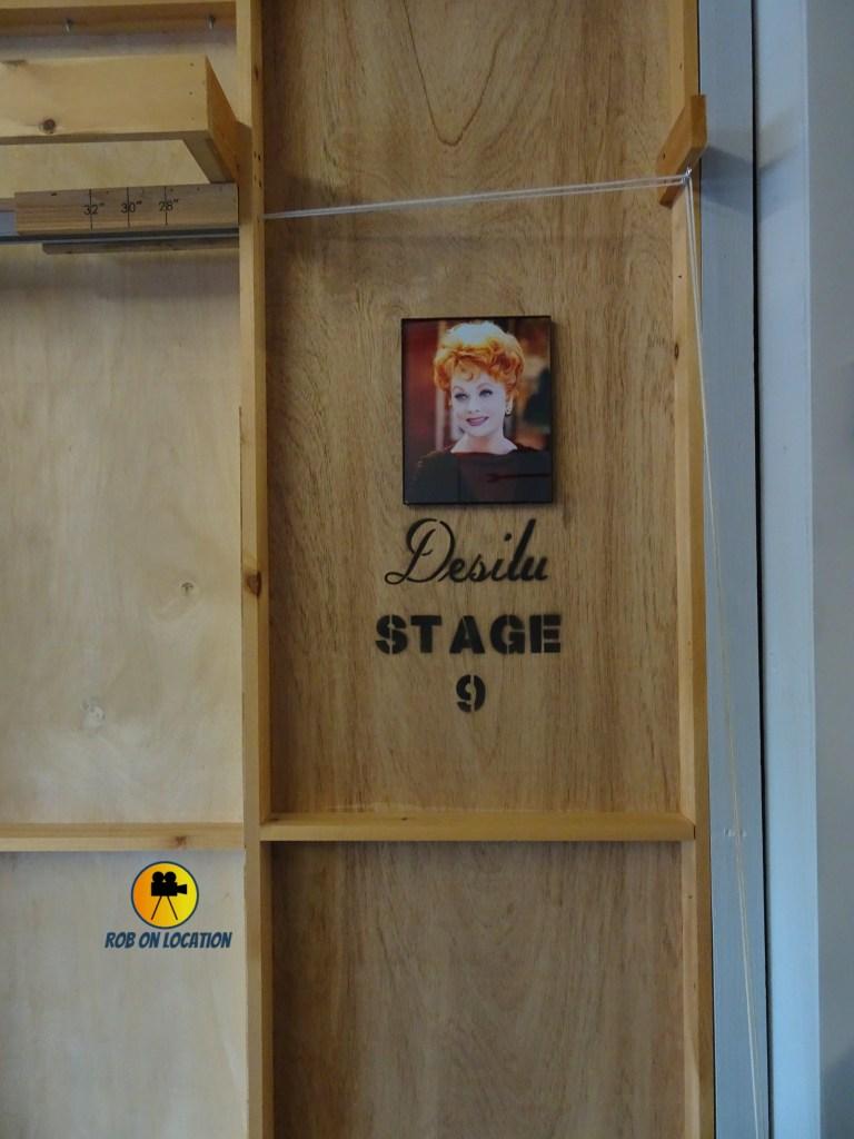Desilu Studios recreation