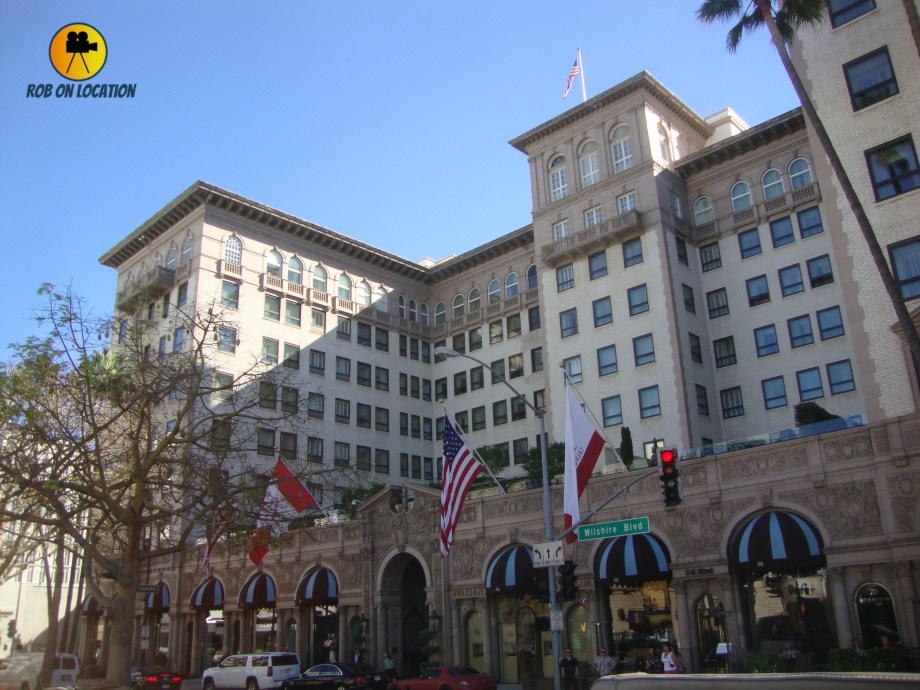 Pretty Woman - Beverly Wilshire Hotel