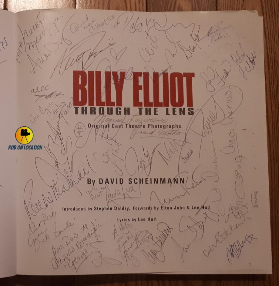 Billy Elliot Through The Lens