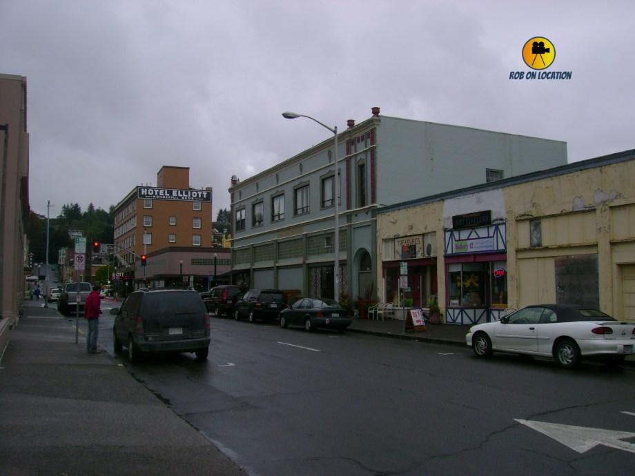 downtown Astoria