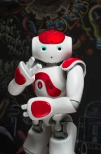 Huishoudelijke robot NAO gedemonstreerd in bibliotheek in Den Helder