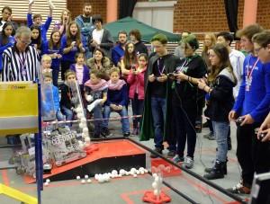 Robotteams uit negen landen gaan de strijd aan op FTC Dutch Open
