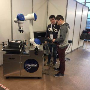 Stand SEPEM 2020 Roborative