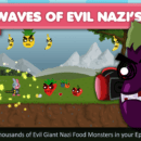 Waves of Evil Nazis