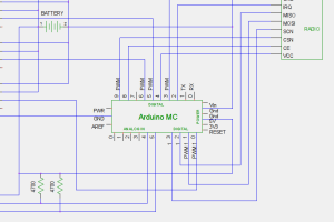Wiring Schematic | Mechatronics Project Site