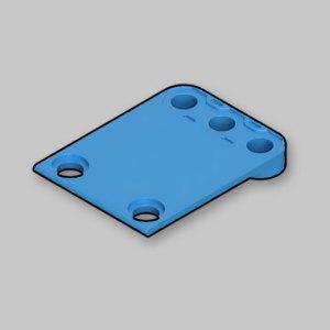 ロボットプログラミング 教材 ROBOTAMI 平板青