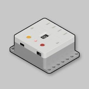 ロボットプログラミング 教材 ROBOTAMI MICSプログラム内蔵コントローラー