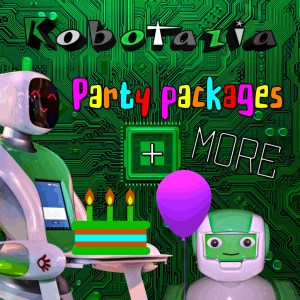 ARTY PACKAGES ROBOTAZIA