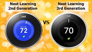 Nest Learning 3rd vs 2rd