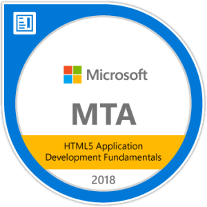 HTML5 Certification