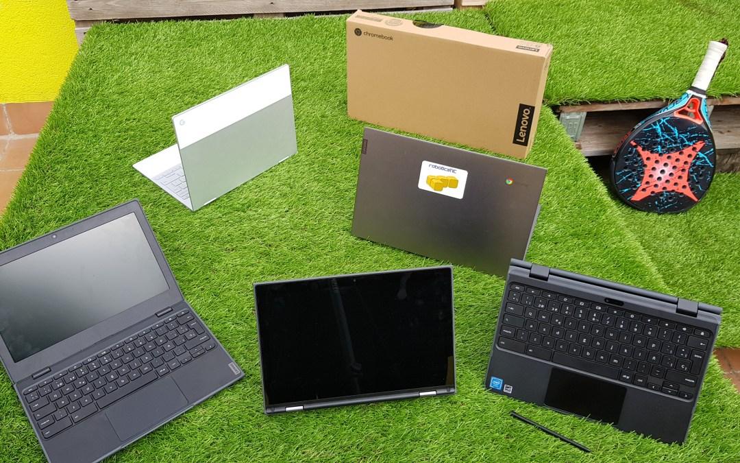 ¿Qué Chromebook comprar?