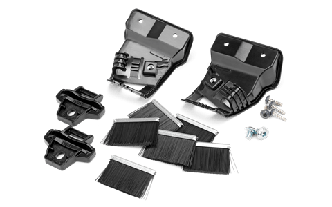 kit de cepillo para ruedas G3 en Robotic Mowers