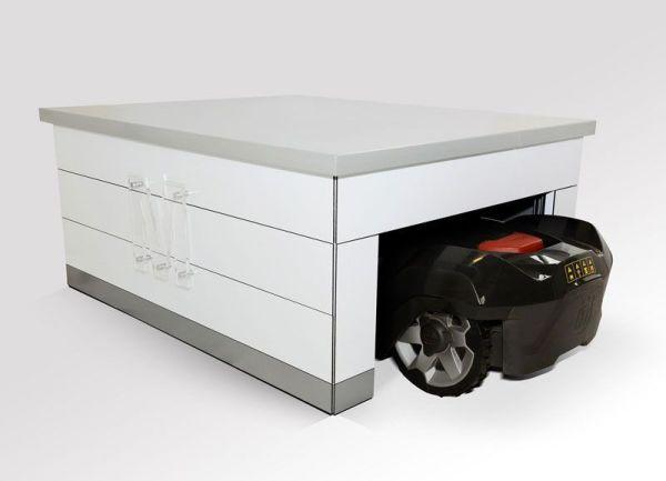 Caseta IdeaMower Cube