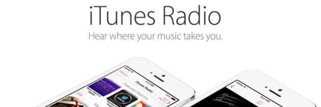 Examining iTunes Radio