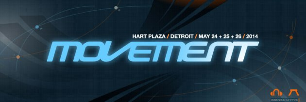 Movement Festival Announces Phase 1 of 2014 Lineup