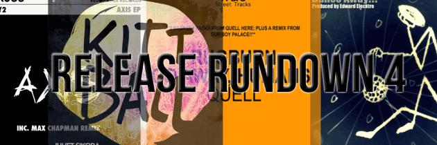 Release Rundown 4- Kittball, W&O Street Tracks & Resonance