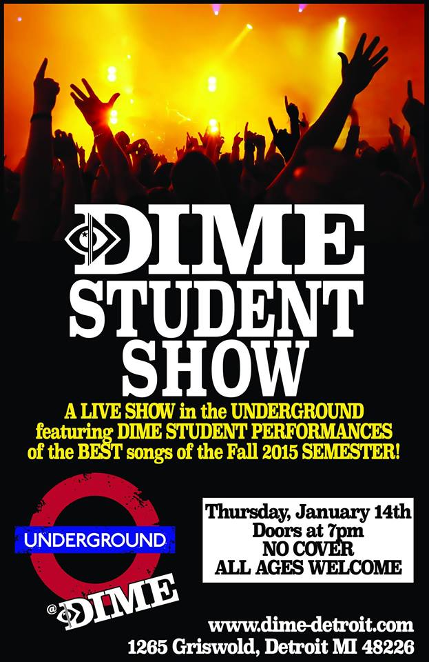 DIME Student Show