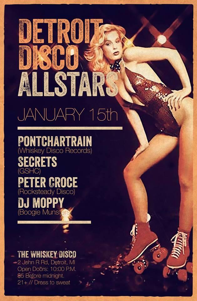 detroit disco allstars