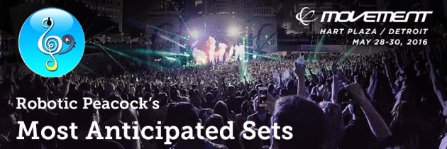 Most Anticipated Acts of Movement Detroit