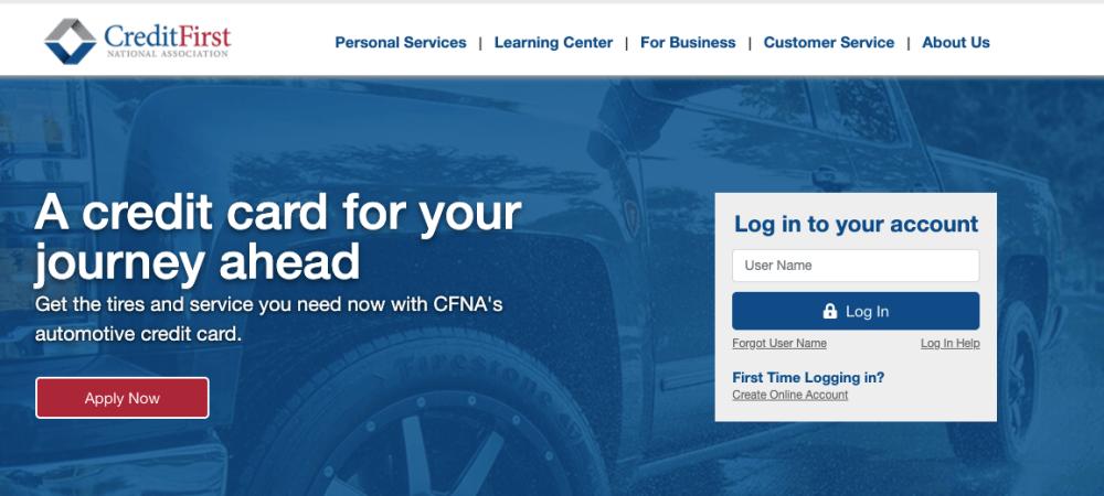 Automotive-Credit-Card