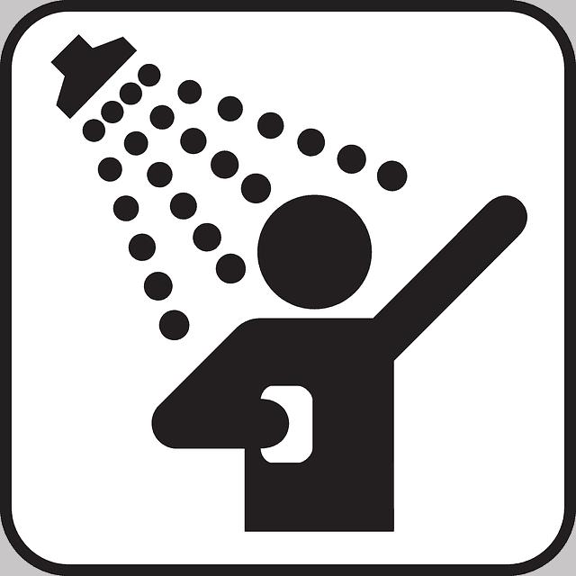 Shower Before you Swim