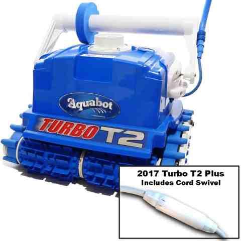 Aquabot ABTURT2R1 Turbo T2 Plus Pool Cleaner