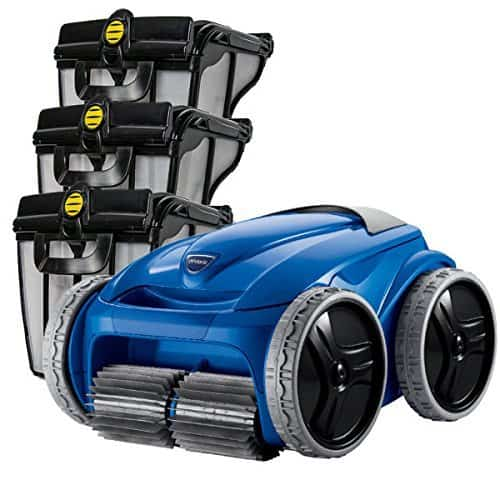 Polaris F9550 Robotic Pool Cleaner (All Season Kit)