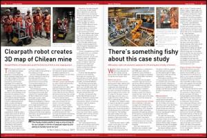 Case studies – robotics – issue 3