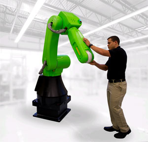 Industrial robots: Fanuc sells record-breaking 400,000 robots worldwide