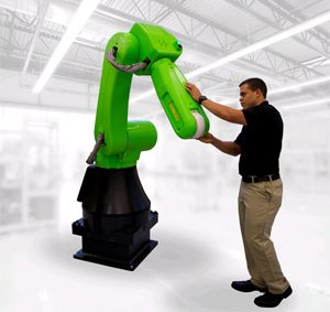 FANUC 35iA, collaborative robot