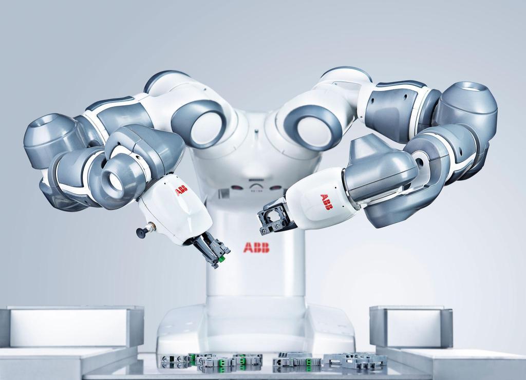 ABB and Kawasaki to partner on collaborative robot automation