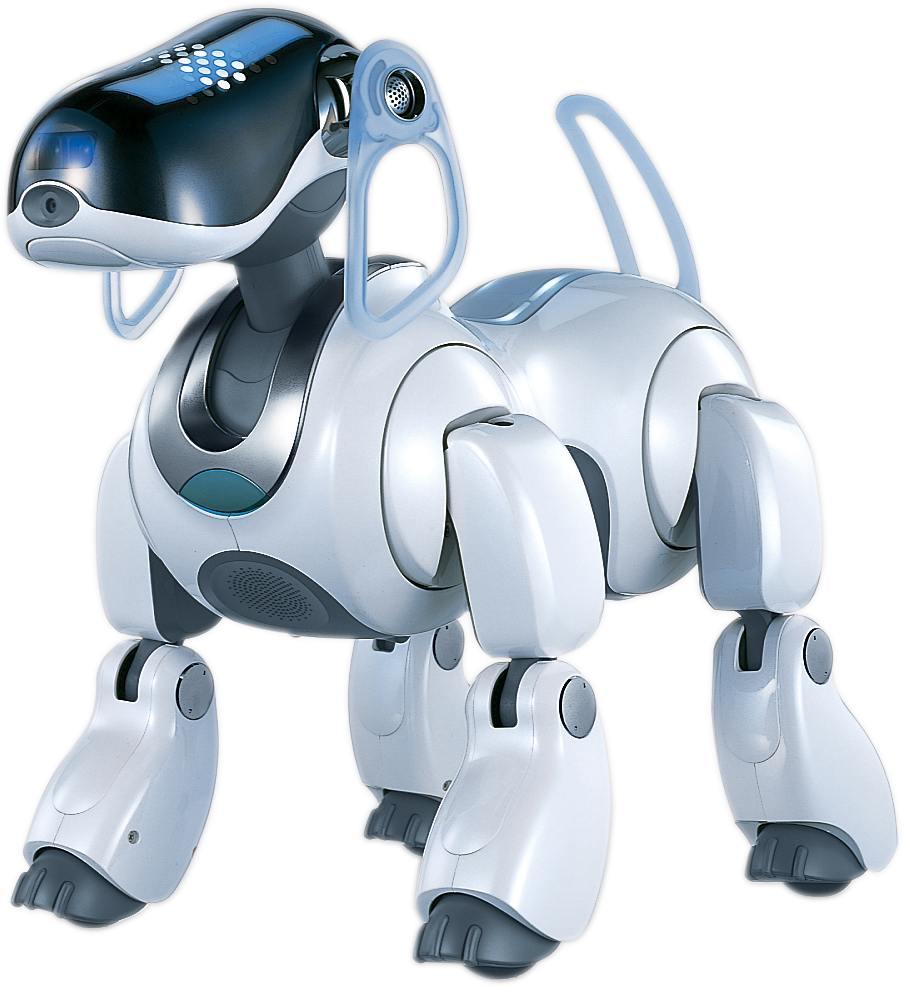 sony, aibo, robot pet