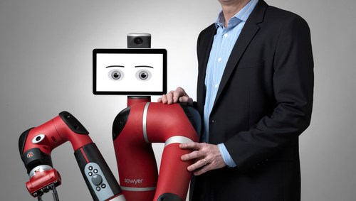 Rethink Robotics raises $18 million in new funding