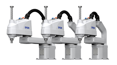 Epson launches competition to win three of its industrial robots