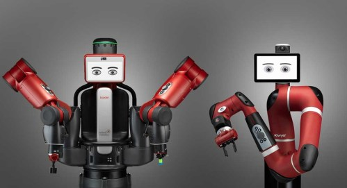 Rethink Robotics' Baxter and Sawyer collaborative robots