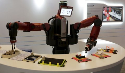baxter, rethink robotics