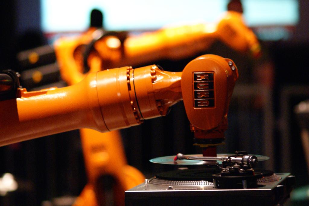 Technavio survey lists 'world's top four' robot companies