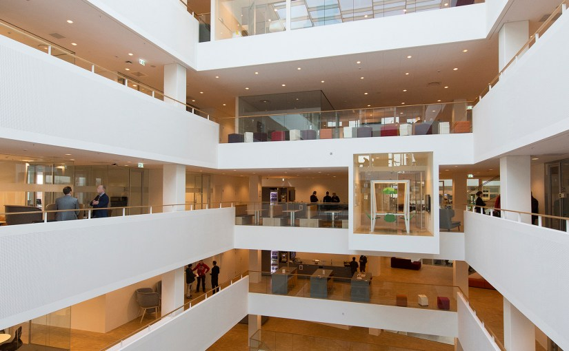 ABB integrates building automation into Microsoft's Danish offices