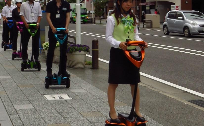 Toyota to take personal mobility robot onto Tokyo streets