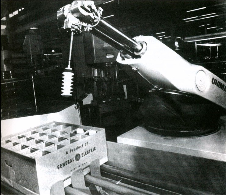 The growing power of robots in today's economy and society
