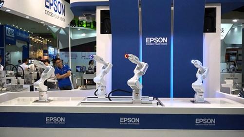 epson robots small