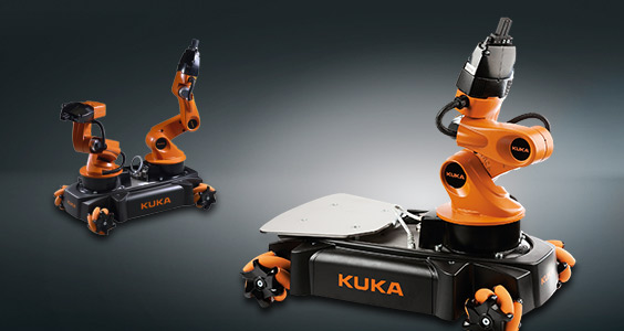 Kuka to unveil three 'innovative' research projects at ICRA event