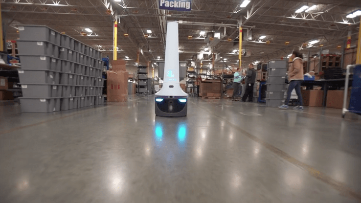 Locus Robotics raises $8m funding for logistics robot solution
